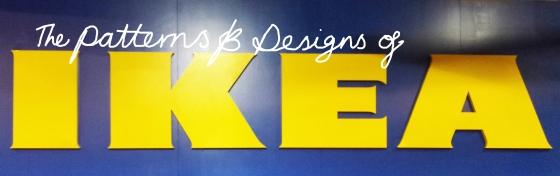 The Patterns and Designs of Ikea - www.elistonbutton.com - Eliston Button - That Crafty Kid