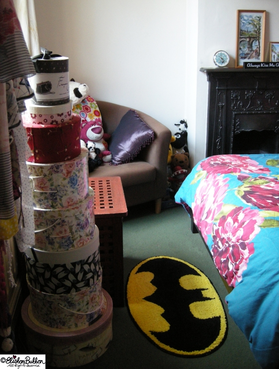 'Workspace Wednesday' – Bedroom Makeover at www.elistonbutton.com - Eliston Button - That Crafty Kid