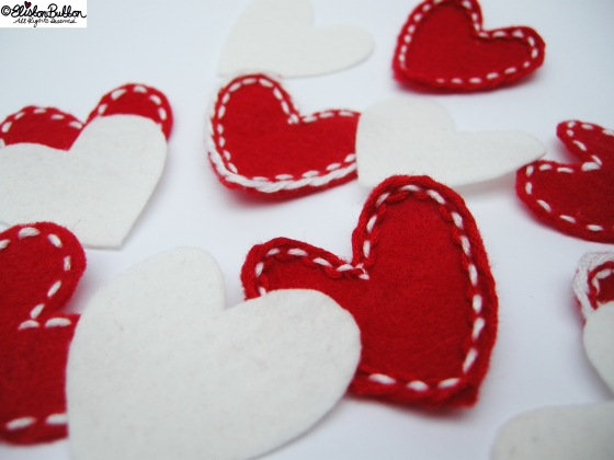 'Workspace Wednesday' – I Give You My Heart at www.elistonbutton.com - Eliston Button - That Crafty Kid