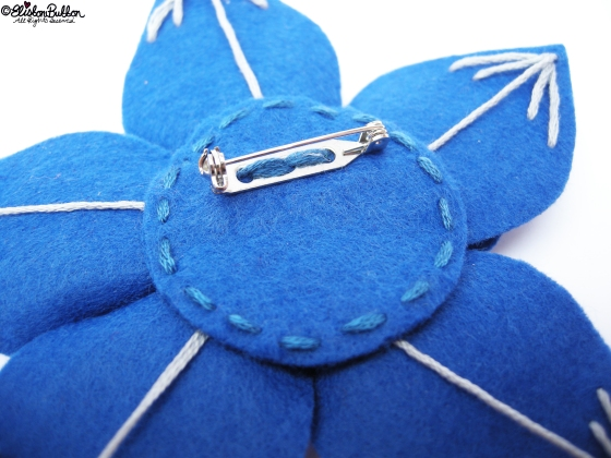 'Out of the Blue' – Number 6 in the '27 Before 27' blog challenge  at www.elistonbutton.com - Eliston Button - That Crafty Kid