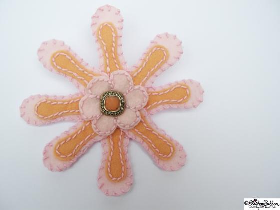 'Ballet Slipper' is number 9 in the '27 before 27' blog challenge  at www.elistonbutton.com - Eliston Button - That Crafty Kid