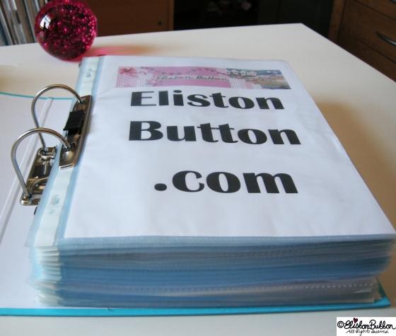 Fifty Whole Blog Posts!! at www.elistonbutton.com - Eliston Button - That Crafty Kid
