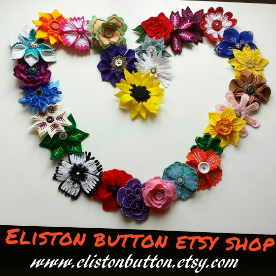 Eliston Button Etsy Shop is Now Open! At www.elistonbutton.etsy.com