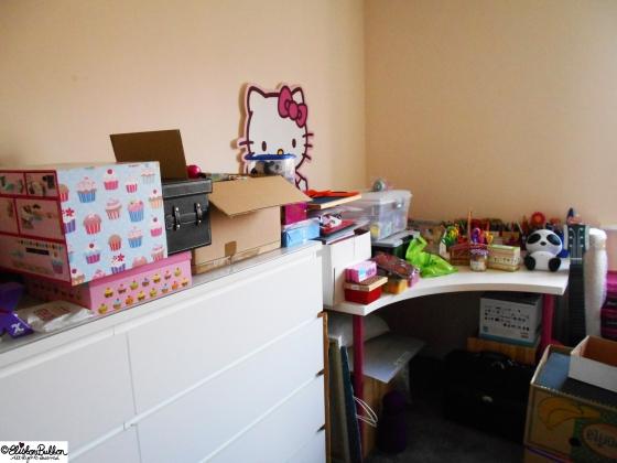 Workspace Wednesday – Studio Update at www.elistonbutton.com - Eliston Button - That Crafty Kid