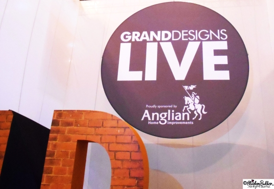 Grand Designs Live – Part Two at www.elistonbutton.com - Eliston Button - That Crafty Kid