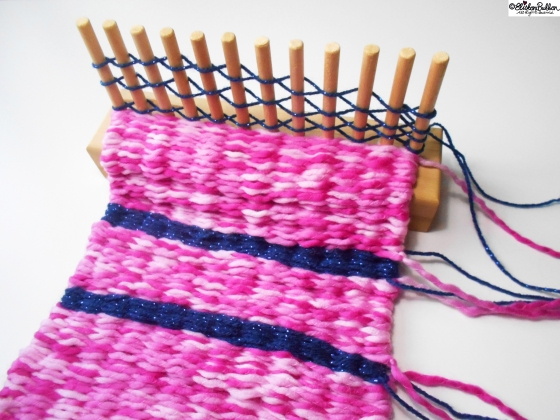 Workspace Wednesday – Weave It To Me…  at www.elistonbutton.com - Eliston Button - That Crafty Kid