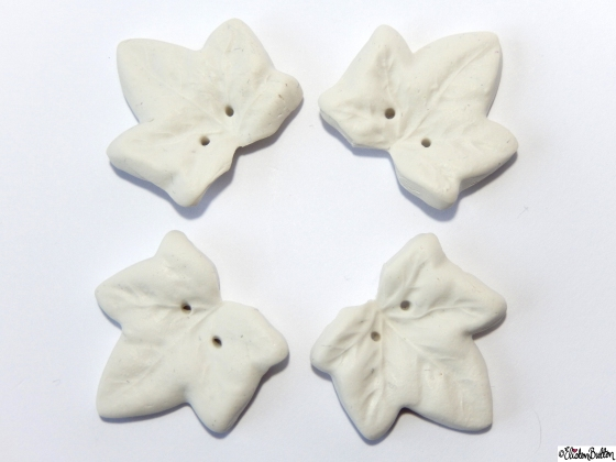 Create 28 – No. 19, 20 & 21 – Handmade Clay Buttons at www.elistonbutton.com - Eliston Button - That Crafty Kid