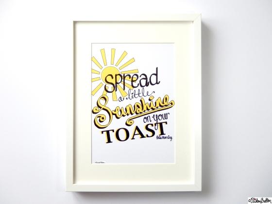 Create 28 – No. 22 & 23 – Typographic Quote Illustrations at www.elistonbutton.com - Eliston Button - That Crafty Kid