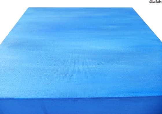 Create 28 – No. 16, 17 & 18 – Sea and Sky Painted Canvases at www.elistonbutton.com - Eliston Button - That Crafty Kid