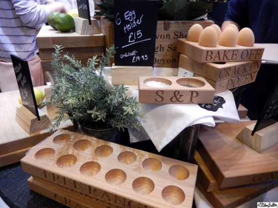 Engraved Chopping Boards by Culinary Concepts at Grand Designs Live 2015 – Part Two at www.elistonbutton.com - Eliston Button - That Crafty Kid