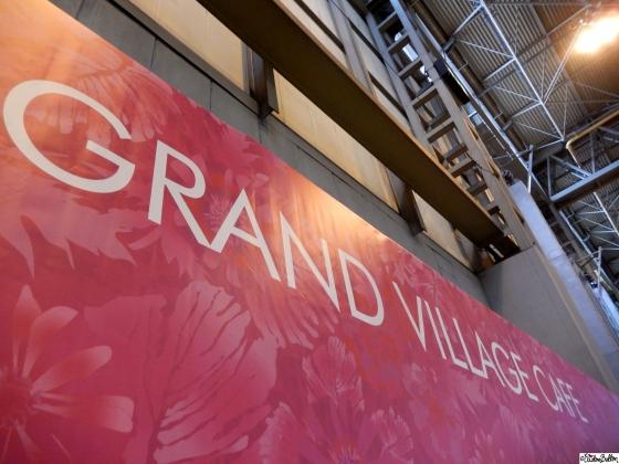 Grand Village Cafe - Grand Designs Live 2015 – Part One at www.elistonbutton.com - Eliston Button - That Crafty Kid