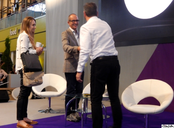 Kevin McCLoud at Grand Designs Live 2015 – Part One at www.elistonbutton.com - Eliston Button - That Crafty Kid