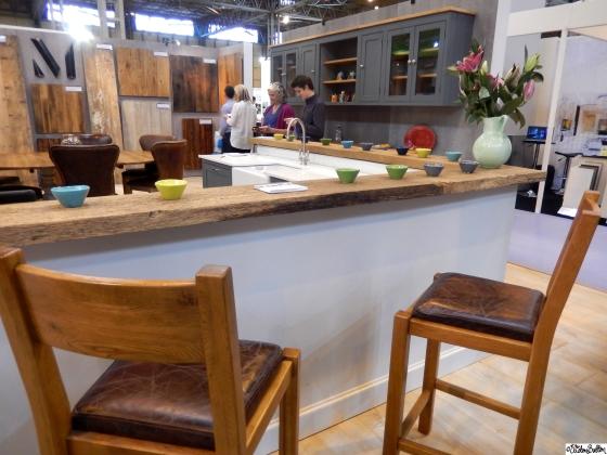 Kitchen Showroom Model at Grand Designs Live 2015 – Part Two at www.elistonbutton.com - Eliston Button - That Crafty Kid