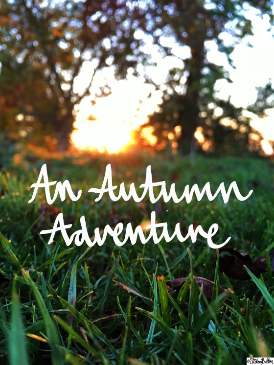 An Autumn Adventure at www.elistonbutton.com - Eliston Button - That Crafty Kid
