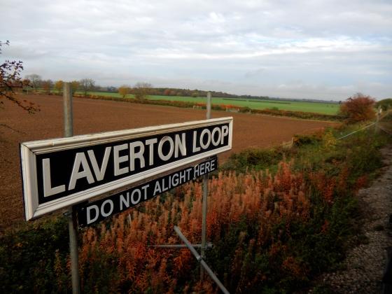 Gloucestershire Warwickshire Steam Railway at Laverton Loop - This Steam Train Stops at Hogwarts…Right!? at www.elistonbutton.com - Eliston Button - That Crafty Kid