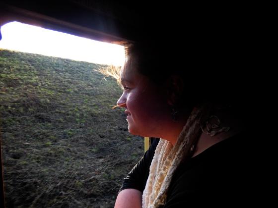 Gloucestershire Warwickshire Steam Railway - Rachel Eliston of Eliston Button - This Steam Train Stops at Hogwarts…Right!? at www.elistonbutton.com - Eliston Button - That Crafty Kid