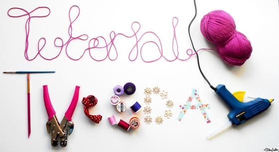 Tutorial Tuesday at www.elistonbutton.com - Eliston Button - That Crafty Kid