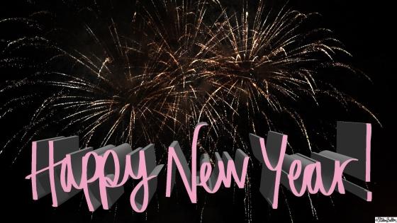 Happy New Year! at www.elistonbutton.com - Eliston Button - That Crafty Kid